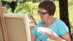 Dokumentarec o slabovidnih slikarjih (5)